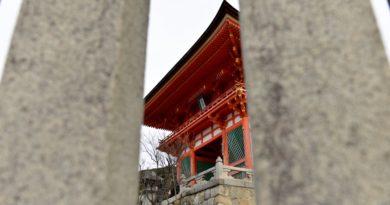 Kiyomizu-Dera, el templo del agua pura en Kyoto